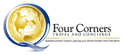 Four Corners Travel & Concierge logo