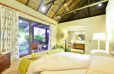 Sarili Lodge at Shamwari Game Reserve