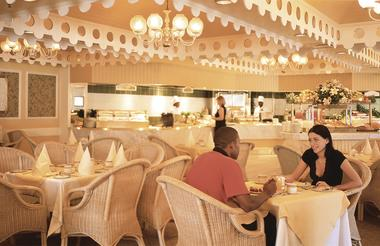 Royal Swazi Spa Hotel - Restaurant